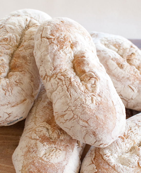 richard bertinet handmade loaf bread
